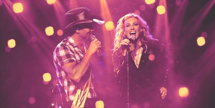 Tim McGraw and Faith Hill Soul2Soul Tour