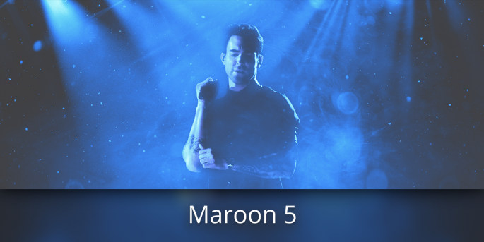 Maroon 5 - Red Pill Blues Tour