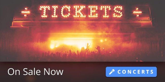 Concerts on Sale: December 8