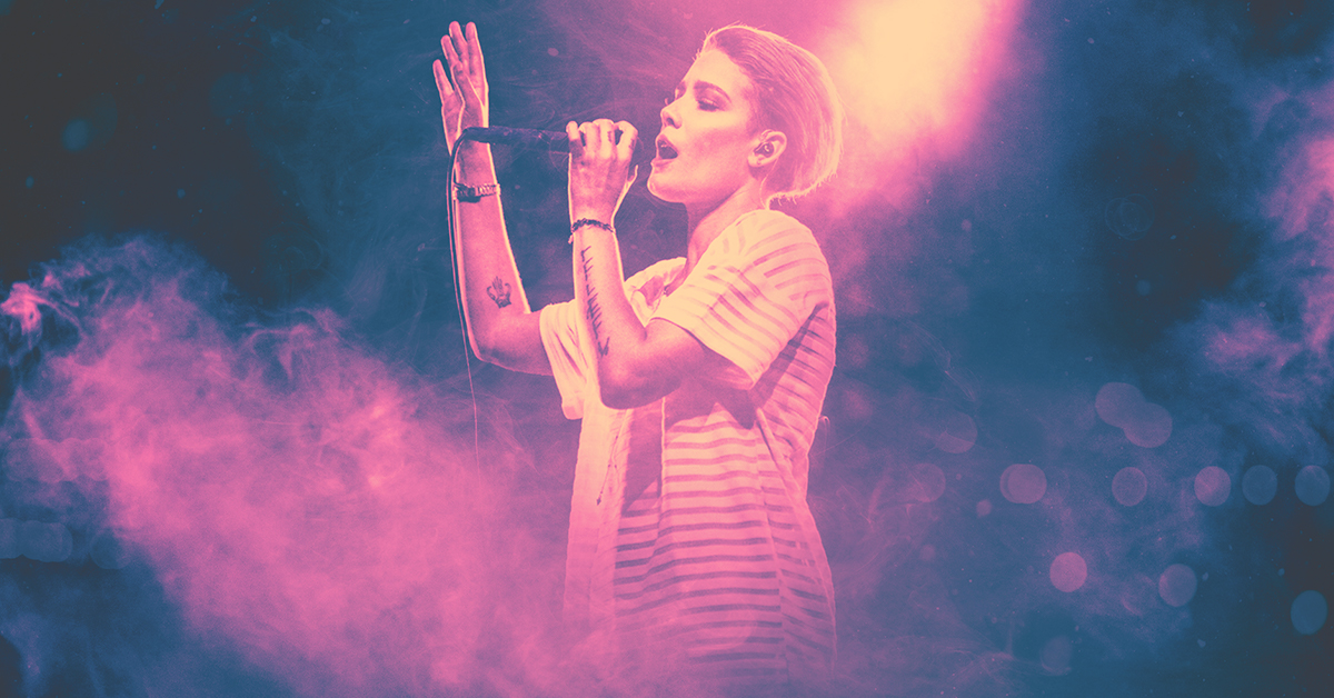 Halsey announces North American dates for Manic World Tour