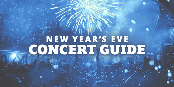 New Year's Eve Concerts