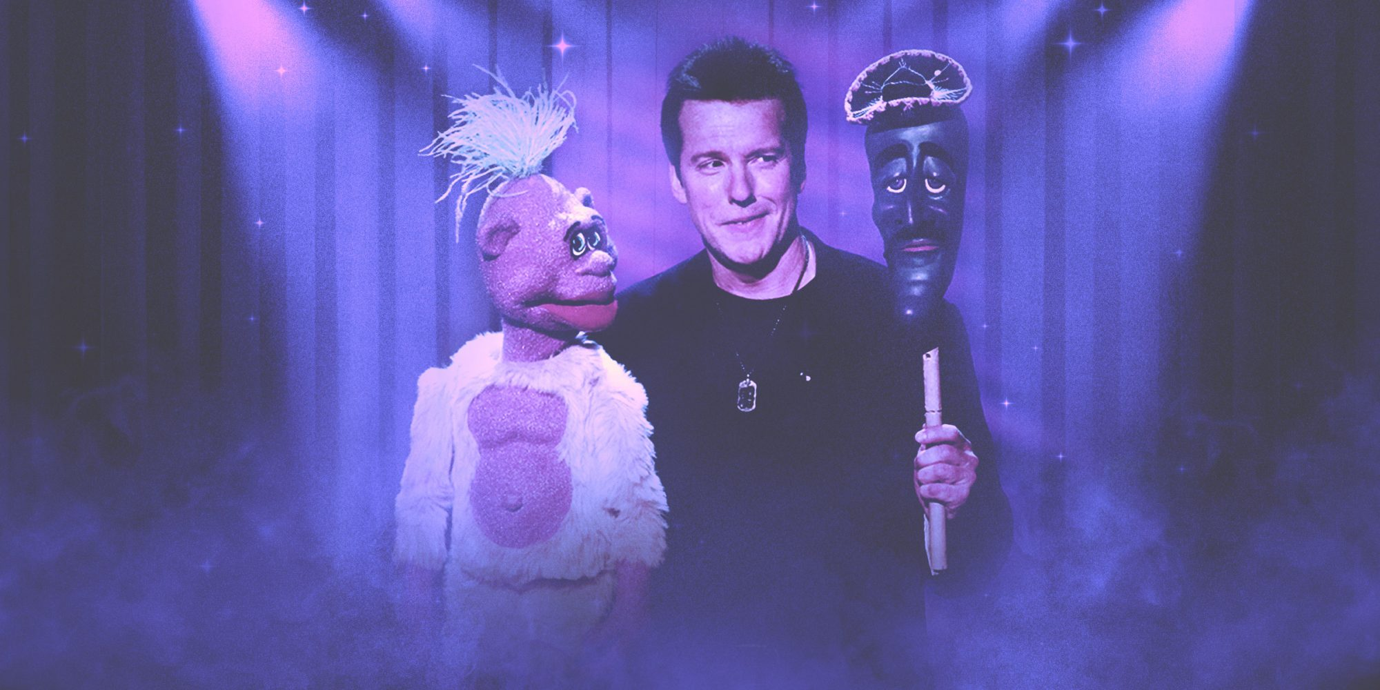 Jeff Dunham tops list of 2019's best-selling comedians