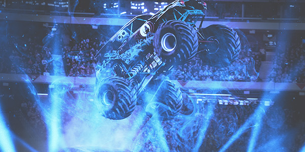 Monster Jam crushes 2019 family entertainment event sales