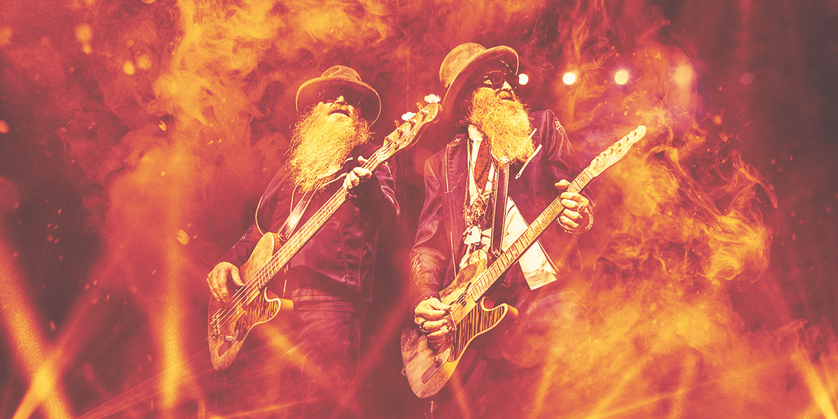 ZZ Top extend 50th anniversary tour